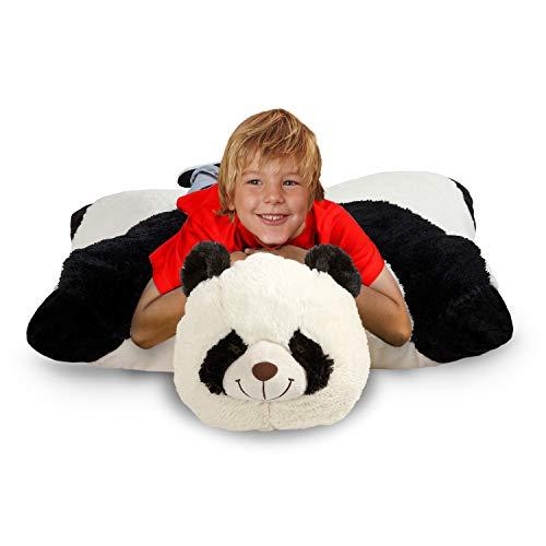 Pillow Pets Jumboz, Panda, 30