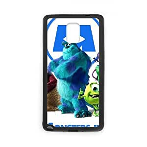 Samsung Galaxy S4 Phone Case Black Monsters, Inc CXF329470