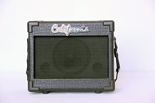 California Guitar Amp 5 Watts, Battery Powered CG-05 by California