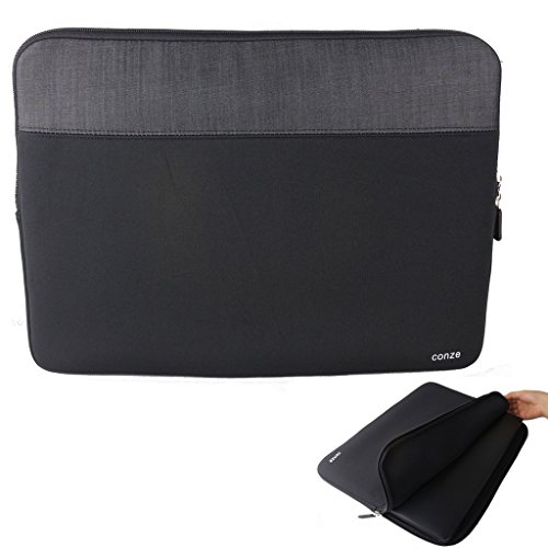 Conze 13inch Tablet Sleeve Water-resistant Protective Case Pouch Cover/Briefcase Carrying Bag Compatible with HP EliteBook 1040 / 840 G4 / 1030 G1 in - 1030 Case Waterproof