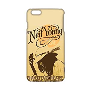 Cool-benz neil young 3D Phone Case for iPhone 6 plus
