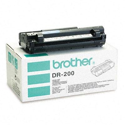 (Brother Dr200 Fax Drum Cartridge Black 2200 Page-Yield Consisted Optimal Output Easy-Install)