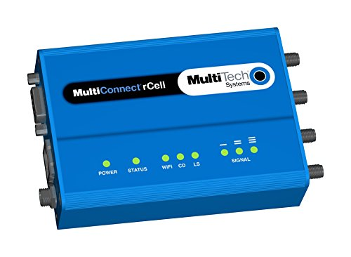 Multi-tech Systems HSPA+ Cellular Modem MTC-H5-B01-US-EU-GB by Multi-Tech Systems