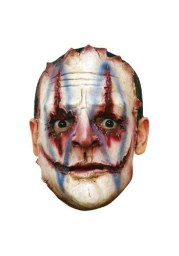 Serial Killer Clown Mask - ST]()
