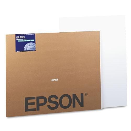 EPSS041599 - Matte Wide Format Inkjet Poster Board (Board Epson Poster)