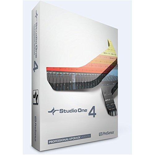 (PreSonus Audio Electronics Multitrack Recording Software (S1 Prof Upgrade 4.0 - Boxed))