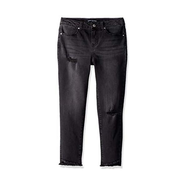 Calvin Klein Girls' Fashion Denim Jeans