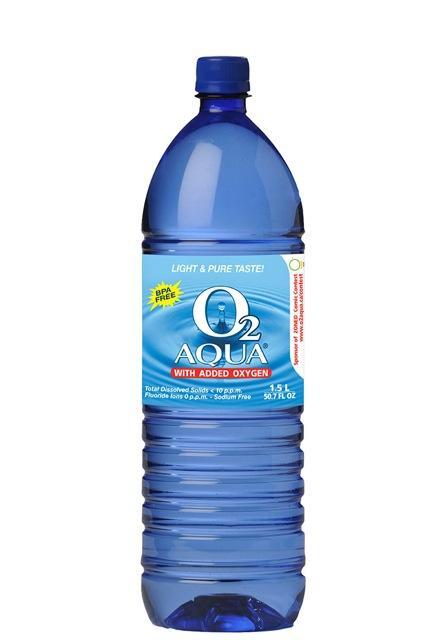 Amazon.com : O2 Aqua Oxygenated Purified Water 1.5 litre