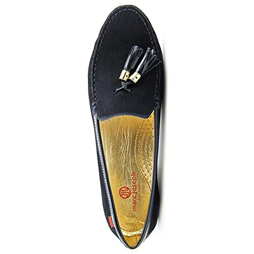 Marc Navy Joseph Size Wall Shoes Loafer Fashion NY Street More Women's Tassel Col 11SqnrwB