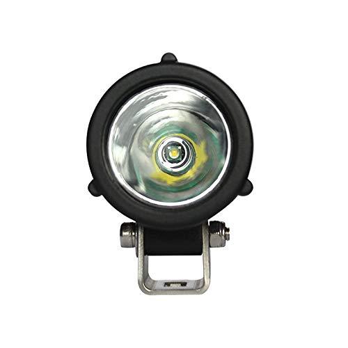 Aurora - 2 Inch Off Road Round LED Light -900 Lumens - 10w - Spot Beam Pattern