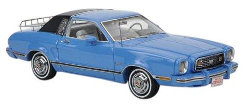 1/43 フォード マスタングII グラバーブルー/ブラック 1974 NEO44763