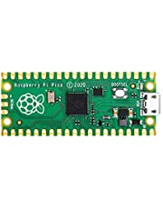 Waveshare Raspberry Pi Pico Low-Cost High-Performance RP2040 Chip Microcontroller Board with Flexible Digital Interfaces Dual-core Cortex M0+ Processor Support C/C++/Python Development