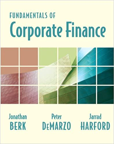 Amazon fundamentals of corporate finance 9780201741599 fundamentals of corporate finance 1st edition fandeluxe Image collections