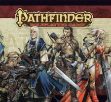 Pathfinder Roleplaying Game: GM's Screen [Game] [2009] Brdgm Ed. Jason Bulmahn