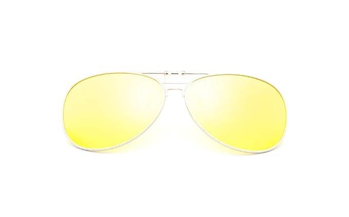 JIUPO Lentes de gafas de sol polarizadas para anteojos ...