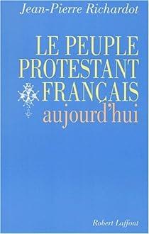Book's Cover ofLe peuple protestant français aujourd'hui