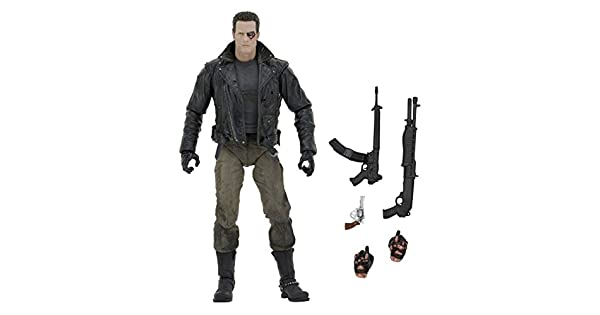 Amazon.com: Figura de acción de Terminator, de asalto ...