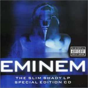 Eminem The Slim Shady Lp Limited Edition Amazon Com