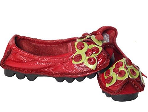 Mujer de Style7 tobillo rouge Tira MatchLife wt54qz7xn