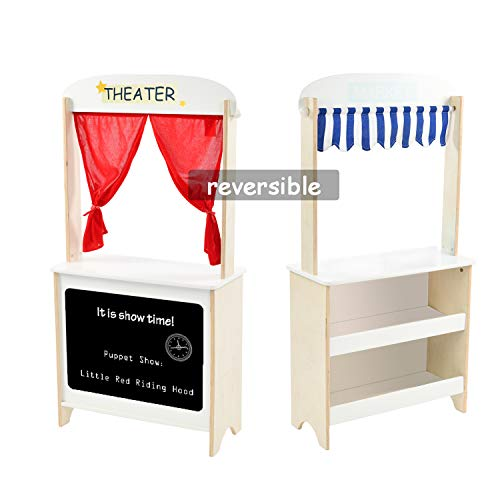 labebe - Wood Puppet Theater for...