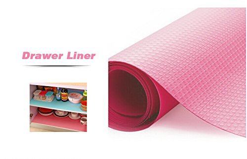 Bright Colored Non Adhesive Refrigerator Cupboard Humibird%EF%BC%88pink%EF%BC%89 product image