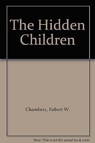 book cover of The Hidden Children