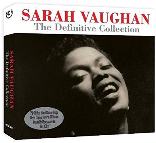 - The Definitive Collection - sarah Vaughan