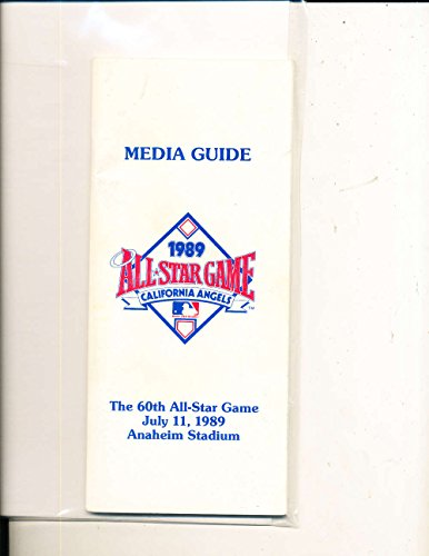 1989 All Star Game - 8
