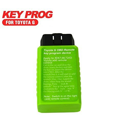 ICARSCAN for Toyota G and Toyota H Chip Programmer Vehicle OBD Remote Key Programmer G Device Smart Keymaker for Toyota G Chip Programming Via Obd2 Port