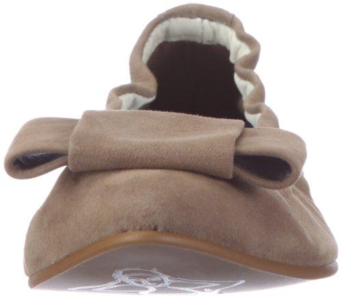 Bivielinas BN021 Damen Ballerinas Grau (Stone)