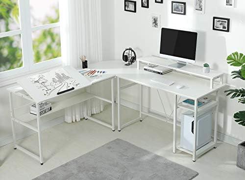 Sedeta L Shaped Desk