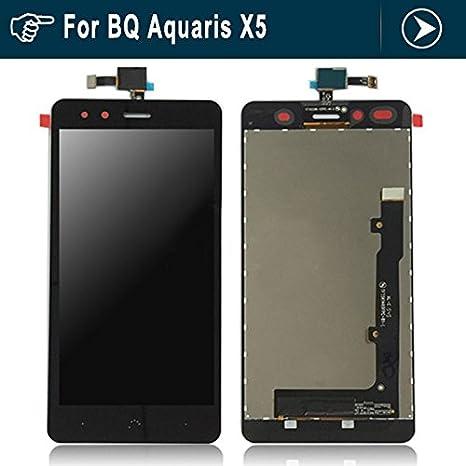 PREVOA ® 丨 Screen para BQ Aquaris X5: Amazon.es: Electrónica