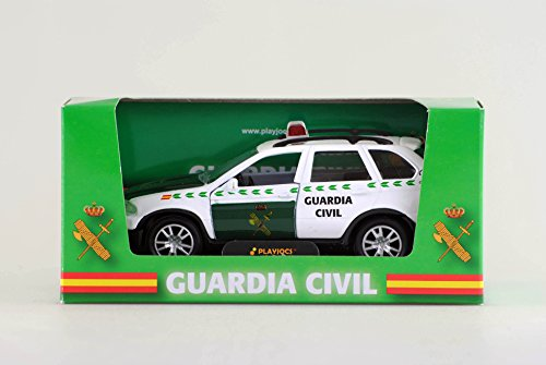 PLAYJOCS Coche Guardia Civil GT-3546 4