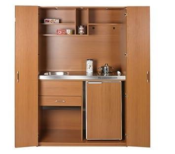 Schrankküche büro  Miniküche Schrankküche Magnat 120 S: Amazon.de: Küche & Haushalt