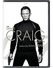 James Bond-Daniel Craig 4 Pack Collection (Bilingual)