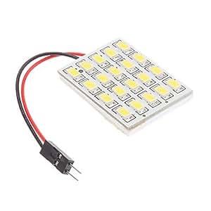 ytj de T10/BA9S/Festoon 4.5W 20x 5730SMD Natural Luz Blanca de lectura LED para coche (12V)
