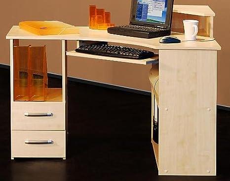 Scrivania Angolo Computer : Computer tavolo tavolo pc scrivania angolare