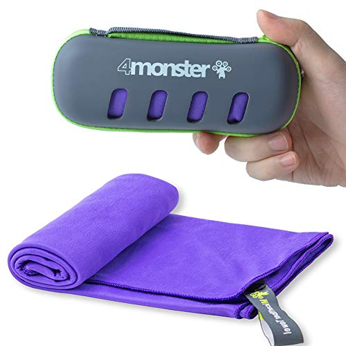 4MONSTER Microfiber Suitable Swimming Backpacking product image