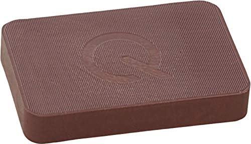 Abstandshalter 100 St/ück 60x40x10mm Braun hohe Tragkraft greenteQ Premium Unterlegplatten Pl/ättchen aus Kunststoff