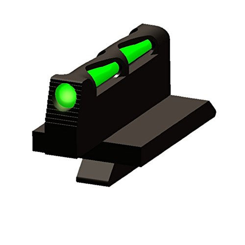 Hi-Viz Ruger GP100 Litewave Interchangeable Front Sight GPLW01 (Best Accessories For Ruger Gp100)