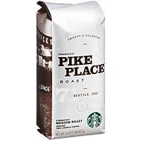 Starbucks 星巴克 咖啡 Pike Place 咖啡 研磨咖啡 (1lbb)