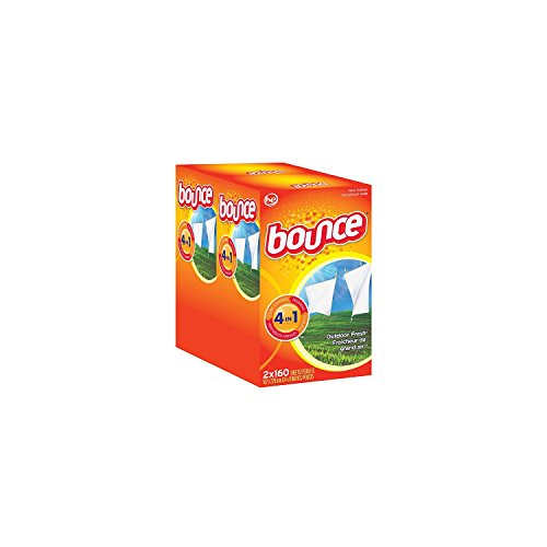Bounce Dryer Sheets (320 ct.) - (Original from manufacturer - Bulk Discount available)