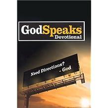 Amazon misc books god speaks devotional fandeluxe Image collections