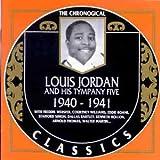 : Louis Jordan 1940-1941