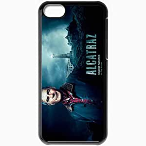 Personalized iPhone 5C Cell phone Case/Cover Skin Alcatraz prison robert forster face TV Series Black