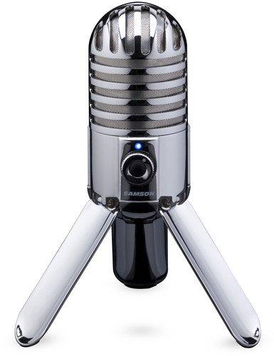 Samson METEOR MIC Microfono a condensatore cardioide USB