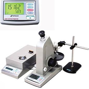 Atago 1410 DR-M2 Multi-Wavelength Abbe Refractometer, Wavelength 450 to 1,100nm