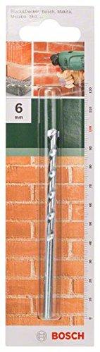 Bosch 2 609 255 426 - Broca para piedra segú n la norma ISO 5468 2609255426