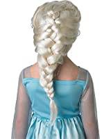 Blonde Disney Princess Elsa Wig