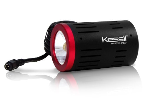 Kessil Wide Angle LED Grow Light, Red by Kessil
